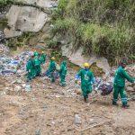 Comunidade da Rocinha revê relação com resíduos