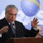 Brasil ratificará acordo do clima na segunda