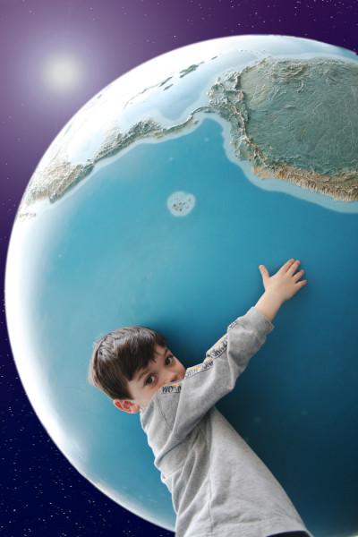 O nosso consumo global já é 1,5 maior que a capacidade da Terra de aguentar. Foto: Flickr/woodleywonderworks (CC)