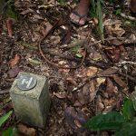 Marco físico da Terra Indígena Katxuyana, Oriximiná, Pará