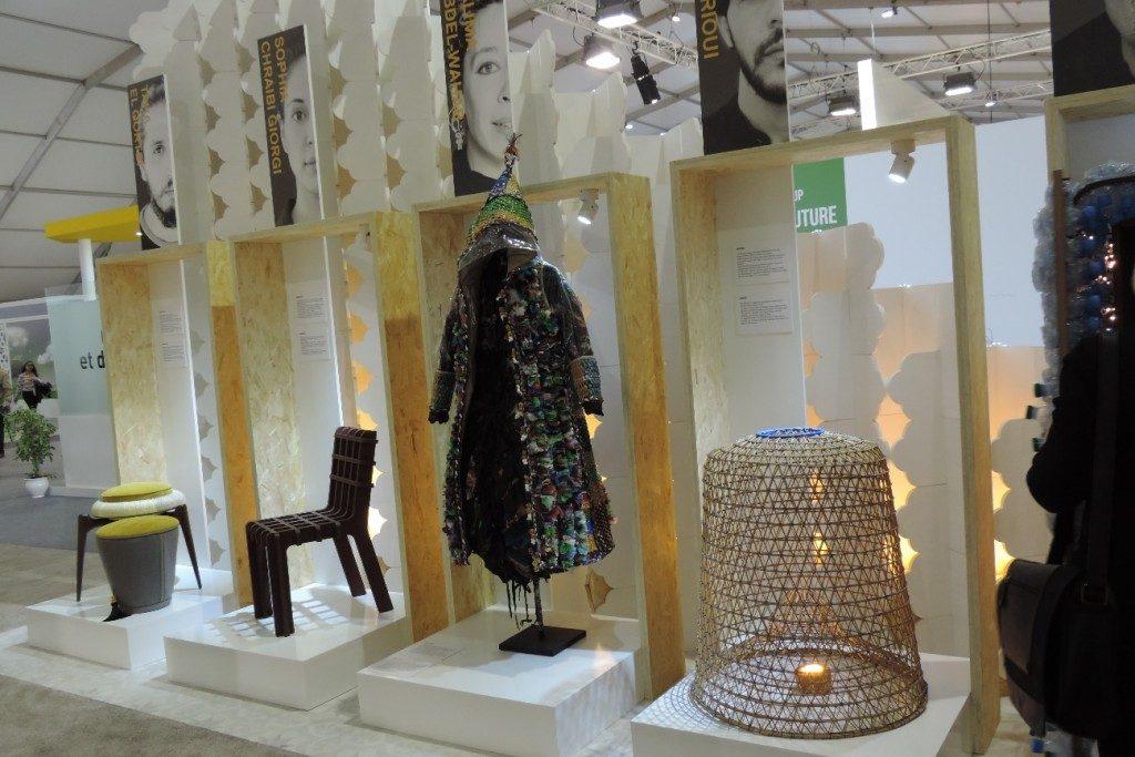 Arte e design sustentável na COP 22