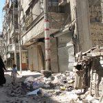 Ongs pedem ação contra ataques em Alepo
