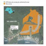 São Sebastião: Prefeitura doaáreapara a sede da APA Baleia/Sahy