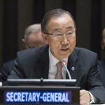 ONU pede desculpas por surto de cólera