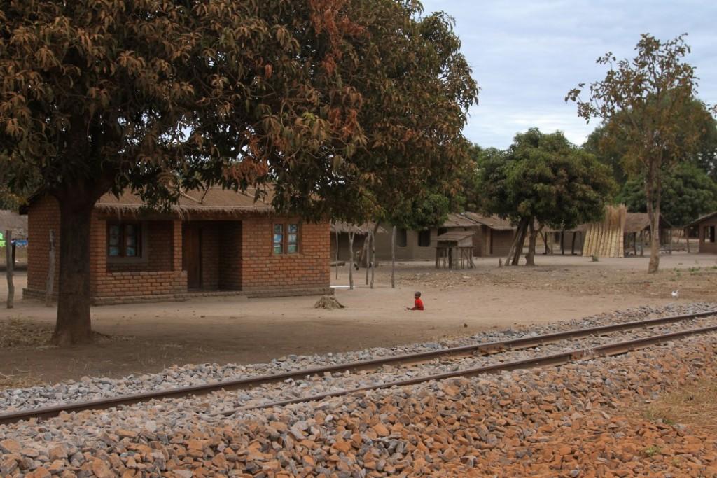 Corredor Logístico de Nacala nas proximidades de Cuamba.Foto: Alexandre Campbell