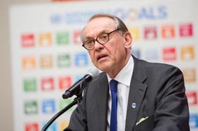 Vice-secretário-geral da ONU, Jan Eliasson. Foto: ONU