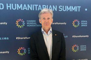 Jan Egeland secretário-geral do Conselho Norueguês para Refugiados. Foto: ONU