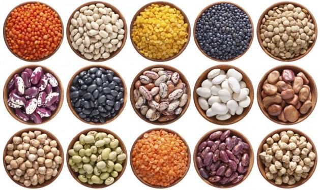 As leguminosas podem ser pequenas, mas são um grande alimento e por isso é celebrado,em 2016,o Ano Internacional das Leguminosas. Foto: Cortesia da FAO