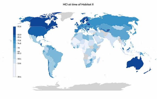 Desde a Primeira Conferência da Habitat, em Vancouver, no Canadá, em 1976, o mundo só cumpriu 70% dos compromissos adotados nas duas primeiras cúpulas realizadas. E, pior, o progresso praticamente parou desde a realização da Habitat II, em Istambul, na Turquia. Foto: HCI