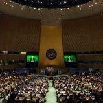 Assinatura do Acordo de Paris marca nova fase no combate às mudanças climáticas