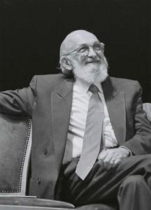 Paulo Freire foi um educador brasileiro que até hoje é referência em todo o mundo. Crédito: Instituto Paulo Freire