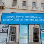 Paulistanos querem ônibus não poluentes