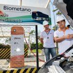 Posto Biometano