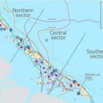 Cientistas descobrem recife oculto pelo pluma do Rio Amazonas
