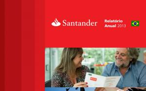 Relatório Santander 2013