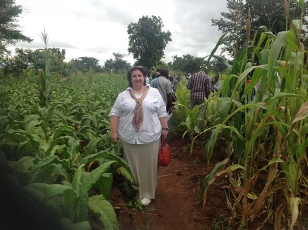 Louise Baker, coordenadora da unidade de relações externas e política da Convenção das Nações Unidas para a Luta Contra a Desertificação. Foto: Cortesia da entrevistada