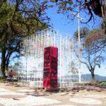 Sesc analisa resíduos do Mirada na cidade de Santos
