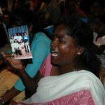 Perigosa busca por desaparecidos no Sri Lanka